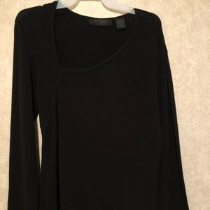 Express Sweater with a peekaboo in the back